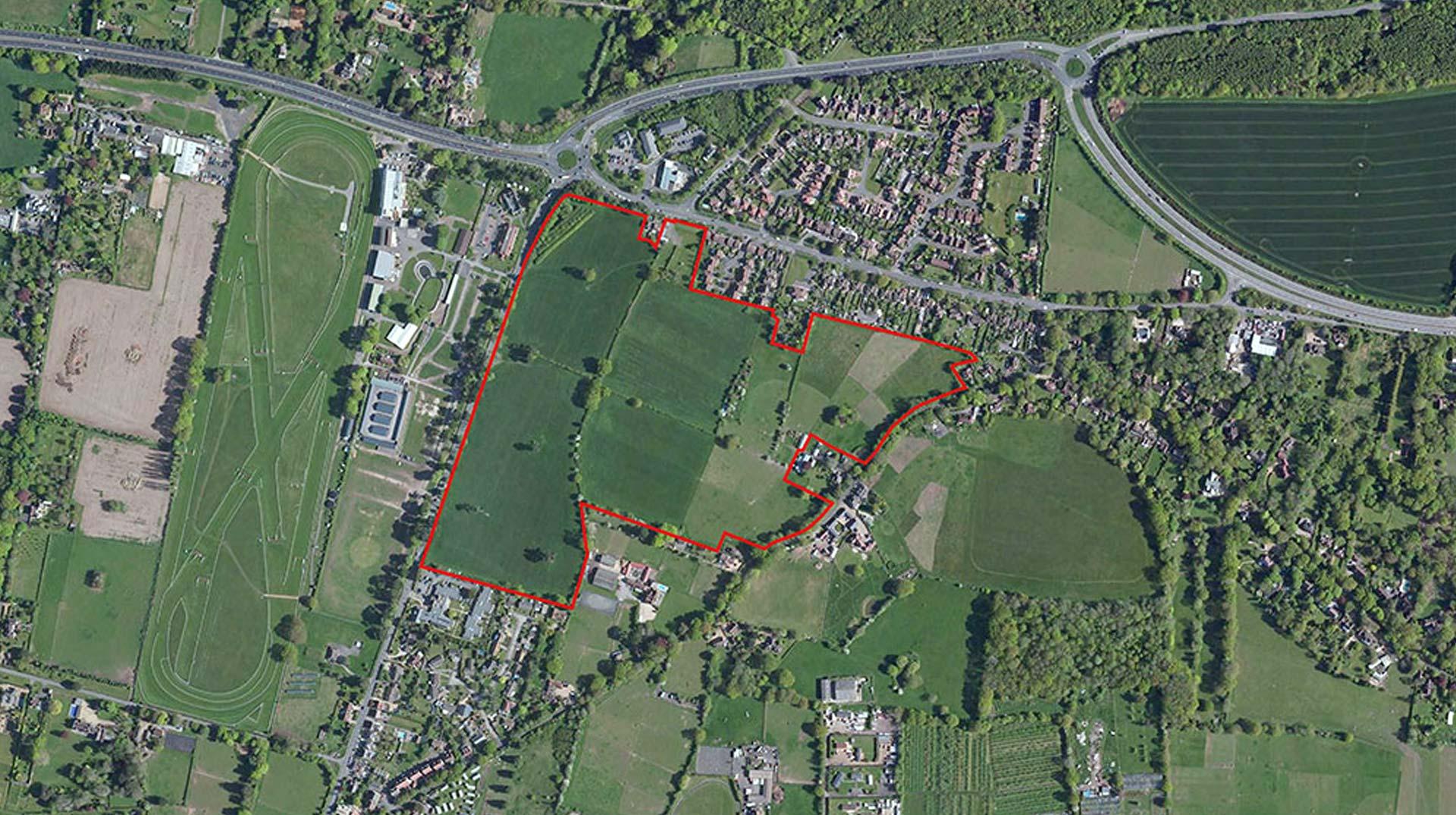 Fontwell - Dandara Strategic Land Project