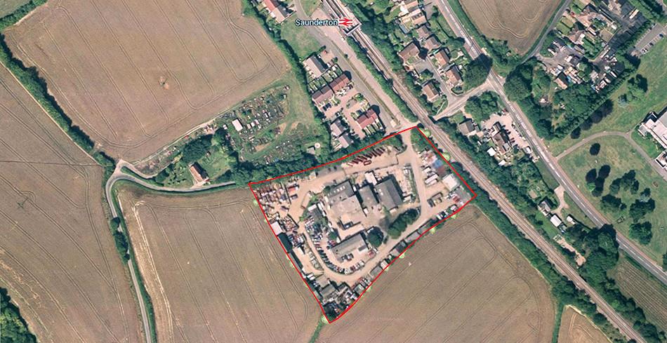 Saunderton - Dandara Strategic Land Project