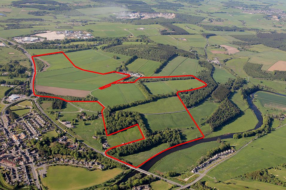 Crichie - Dandara Strategic Land Development Project